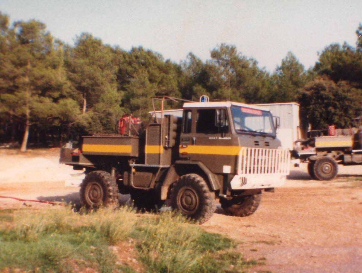 A l'UISC7 1986
