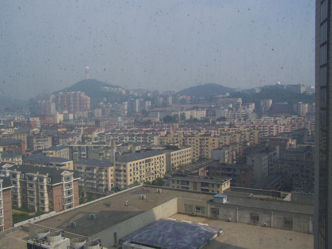 Dalian pien d'poulution
